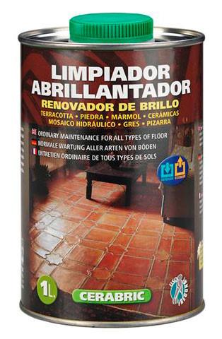 producto para mantenimiento de suelos tratados