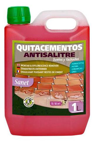 producto limpiador anti salitre y quita cementos