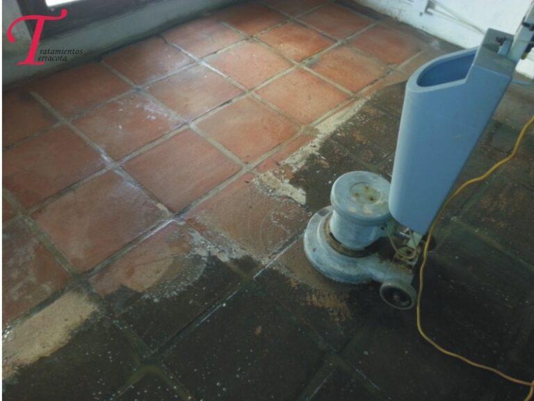 limpiar y mantener los suelos